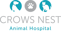 Crows Nest Animal Hospital Logo